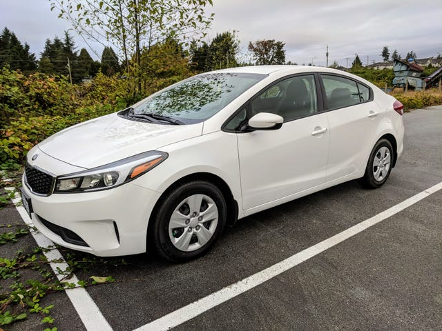 2018 Kia Forte LX - An OppoAdjuster's Review