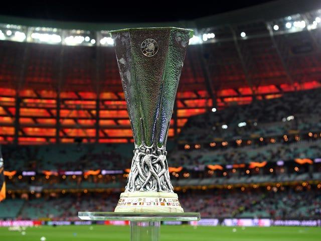 ヨーロッパリーグ予選では、すべての場所で、私たちは夏の目標を与えている