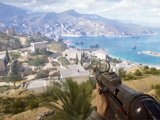 O mais recente mapa de <i>Battlefield V</i> é mais rápido e furioso