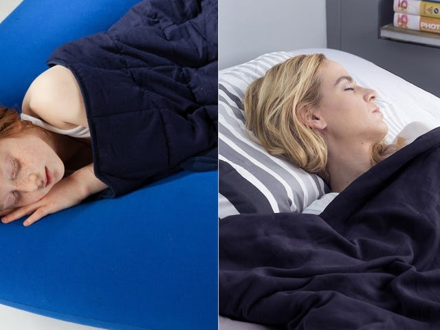 Rewire Your Brain With a Rare Weighted Blanket Discount