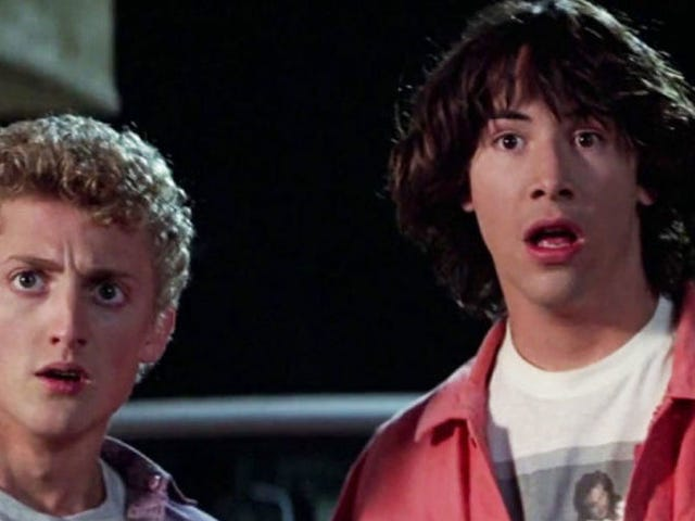 Bogus Production Problems Might Stop <i>Bill & Ted 3 </i>From Happening