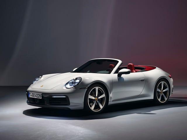 The Base Model 2020 Porsche 911 Will Start At $97,400
