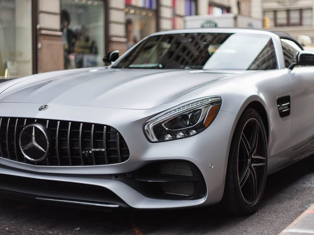 What Do You Want To Know About The 2018 Mercedes-AMG GT C Roadster?