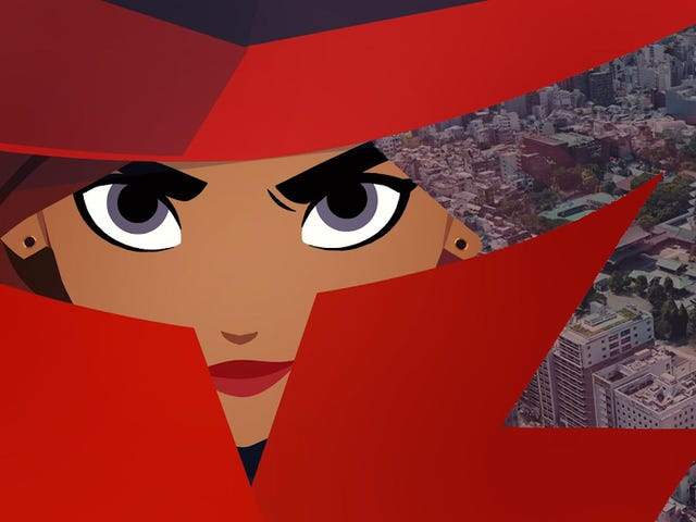Where On Google Earth Is Carmen Sandiego?