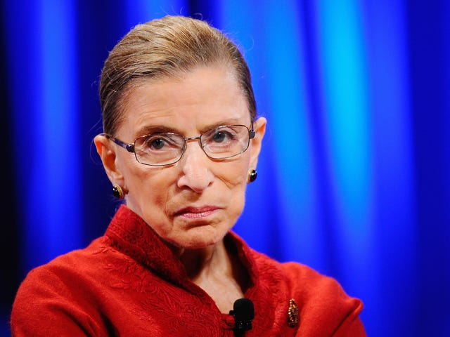 The Surprise Hit of the Pre-Summer Is RBG