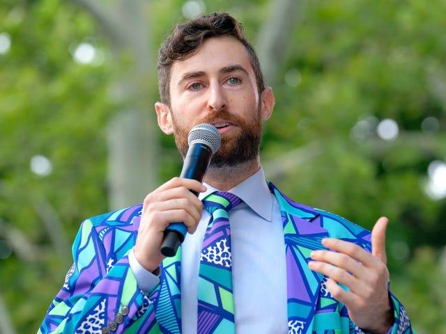 Beloved HQ Trivia Host Scott Rogowsky Leaves The Show