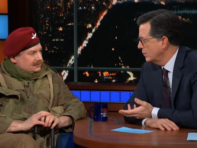 Một Mike Myers rất người Anh nói về Bohemian Rhapsody và George Harrison trong The Late Show