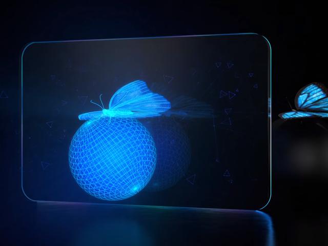 RED's First Smartphone Still Looks Like a Fake Star Trek Prop