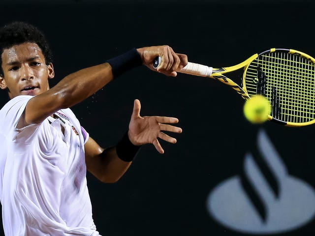 Tennis Prodigy Félix Auger-Aliassime Is Past The Internet Hype And Looks Like The Truth
