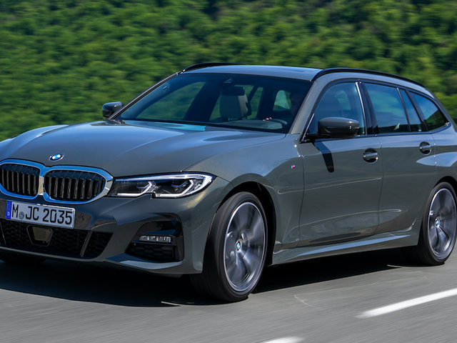 The Wagon Version of the New BMW 3 Series Is Here and It Looks Fantastic
