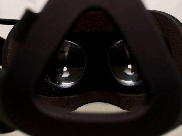 Há algumas coisas super sombrias nos Termos de Serviço do Oculus Rift (Atualizado)