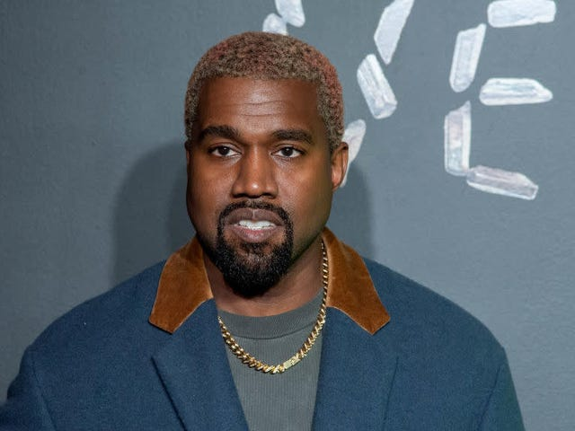 Kanye Bought a Home on the Range