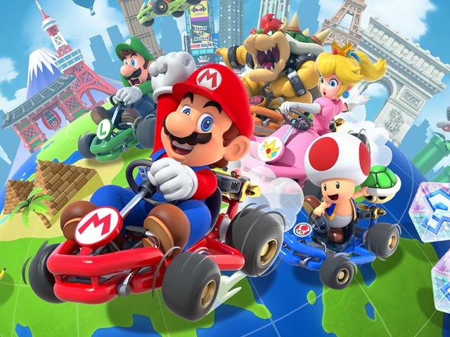 Mario Kart Tour akhirnya mendapat perlumbaan berbilang pemain masa nyata pada 8 Mac