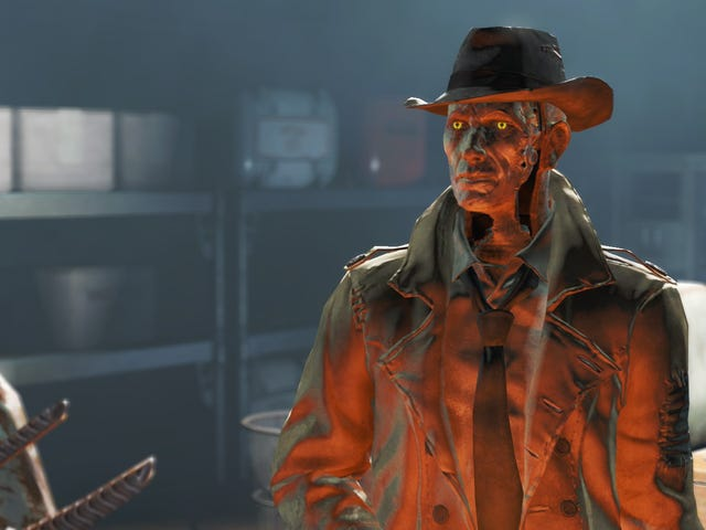 An Ode To Nick Valentine, Fallout 4's Best Companion