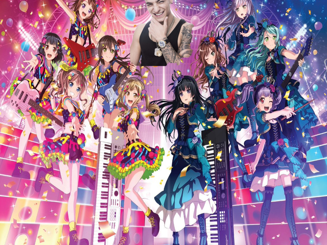 The Girls of BanG Dream will be at the Latin Grammy Awards!