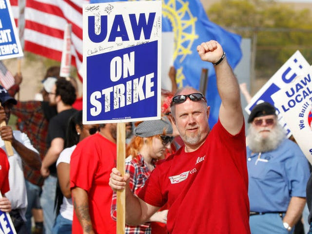 GM And UAW Reach Tentative Agreement (Updating)