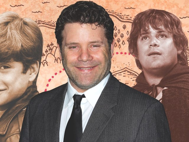 Even after Lord Of The Rings, Sean Astin still isn't nerdy enough to play D&D