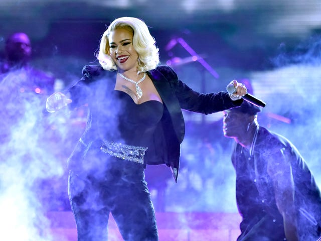 Love, Peace and Soul (and a Little Faith): The 2018 Soul Train Awards Was a Night of '90s Nostalgia