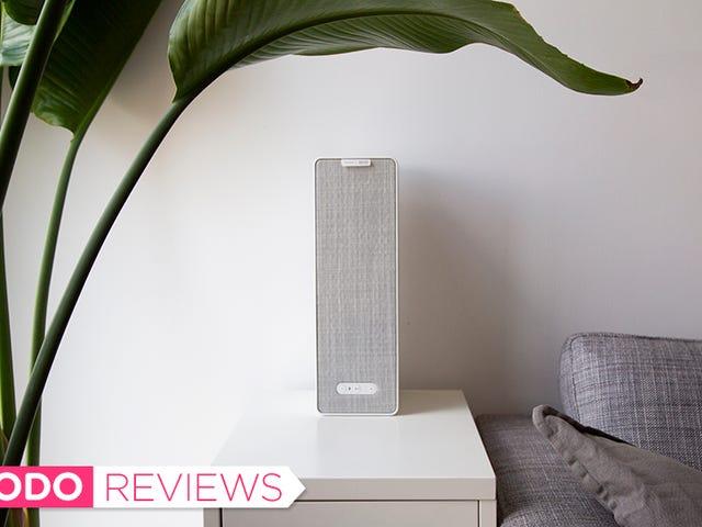 Ikeas $ 100 Sonos-högtalare bryter formen