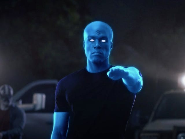 Watchmen Made Comic Book History at the 2020 Emmys