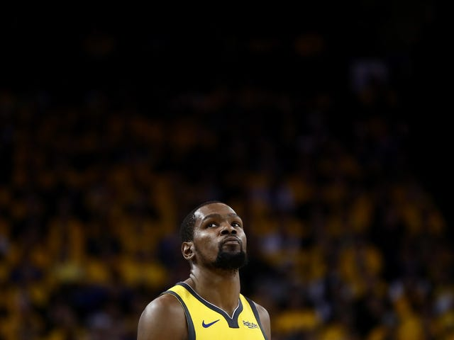 "Kevin Durant Wishes To Separate Himself From ""The Machine,"" But Plugs Into It Daily"