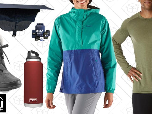 REI's Up to 40% Off Cyber Week Deals Are Live
