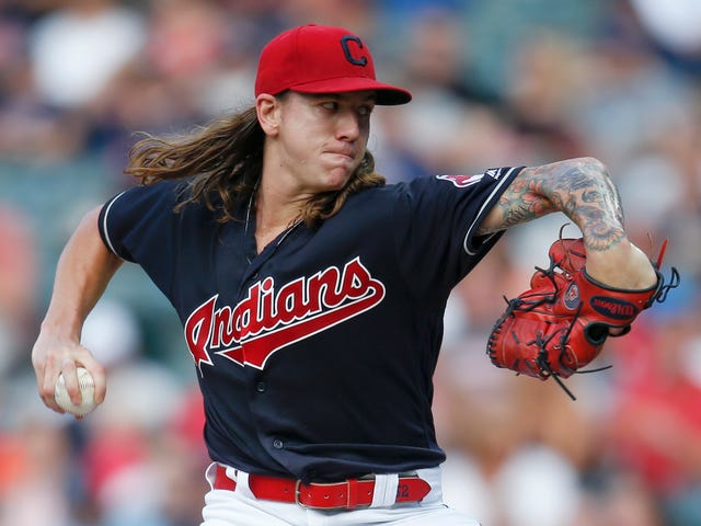 Mike Clevinger Doesn't Need A Haircut