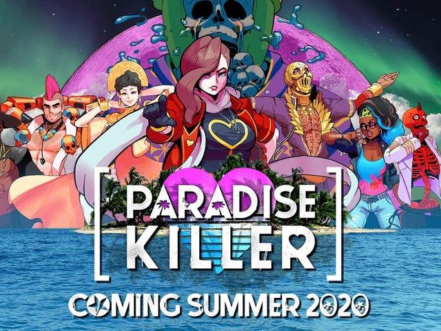 Paradise Killer adalah misteri pembunuhan bergaya yang menuju ke PC musim panas ini