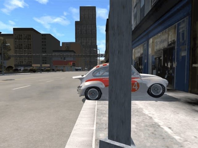 Liberty City Ngayon GTA 3 sa Crazy Driving Game