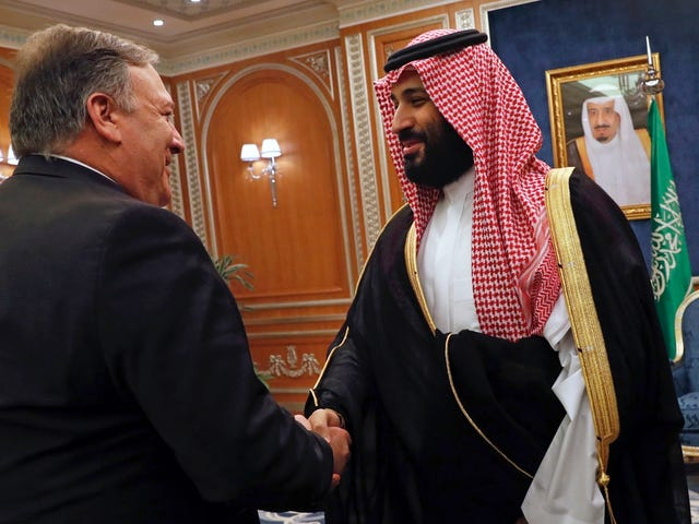 Twitter Suspends Pro-Saudi Bots Spreading Propaganda About the Murder of Jamal Khashoggi
