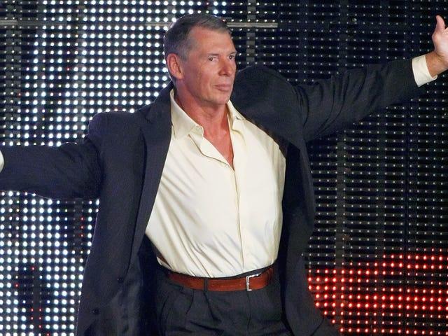 Reglas de Vince McMahon para anunciantes de la WWE presuntamente filtradas