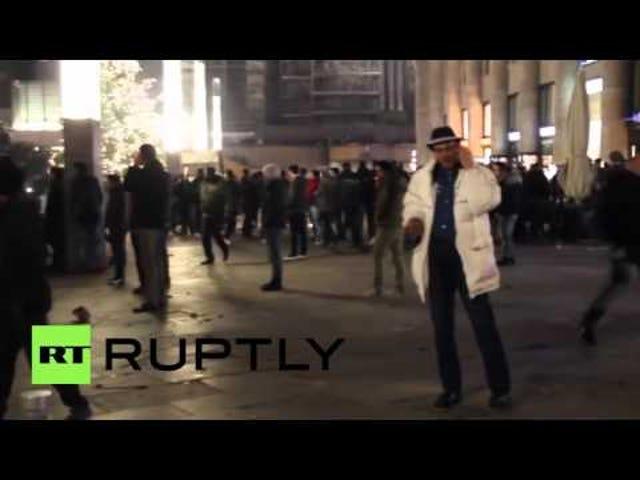 Polícia alemã investiga dezenas de ataques sexuais de véspera de ano novo por um bando de 1.000 homens