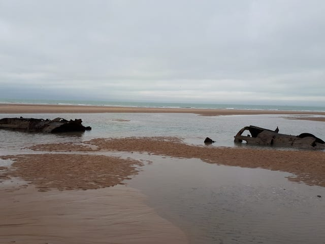 World War I-Era German Submarine Resurfaces From the Sand Near French Coast