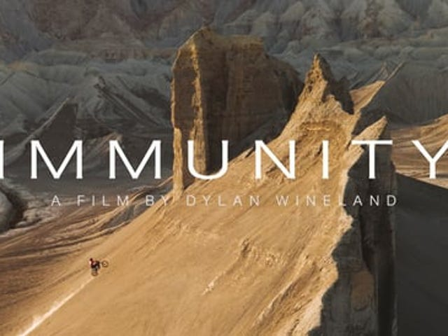 "Meta's Latest Film ""Immunity"" Takes Us To The Stunning Swing Arm City"