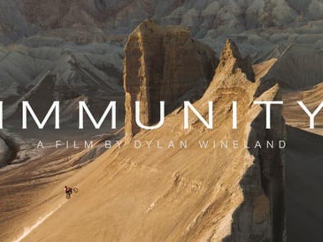 "Meta's Latest Film ""Immunity"" Takes Us To The Stunning Swing Arm City"