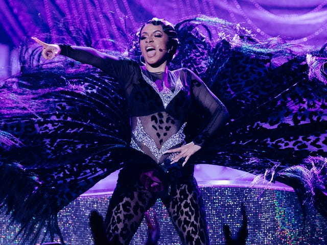 In Yet Another Money Move, Cardi B Wants to Trademark 'Okurrrr'
