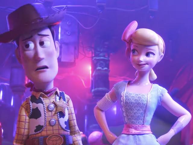 <i>Toy Story 4</i> : n sankarit ovat eläinlääkäreitä lopullisessa perävaunussa