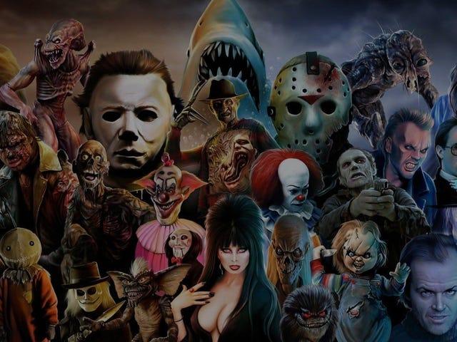 Scary movie?