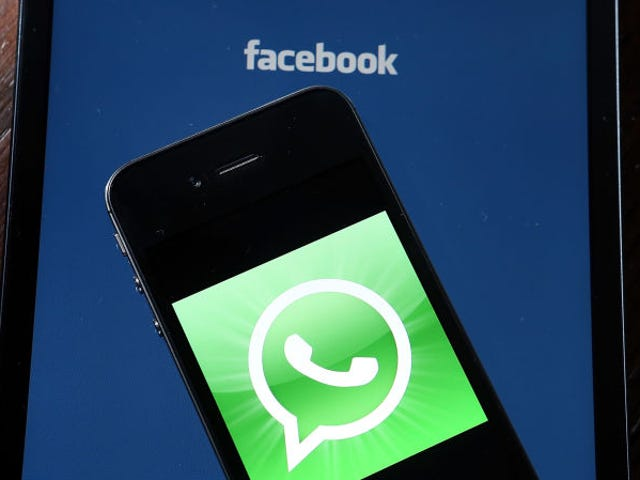 WhatsApp skapar en perfekt förmedling av dina kontakter