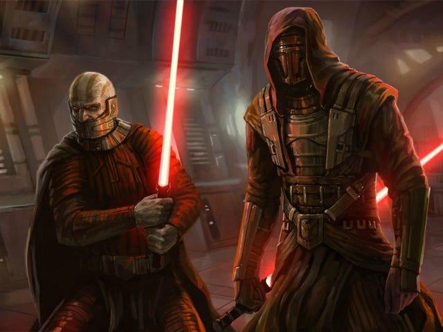 Una de las nuevas películas de Star Wars estaría basada en el mítico juego Knights of the Old Republic