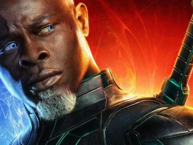 In Case of Acting Emergency, Break Glass to Recast With Djimon Hounsou
