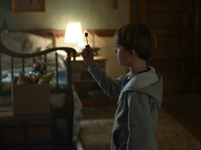 Explore how Netflix took Locke & Key from page to screen