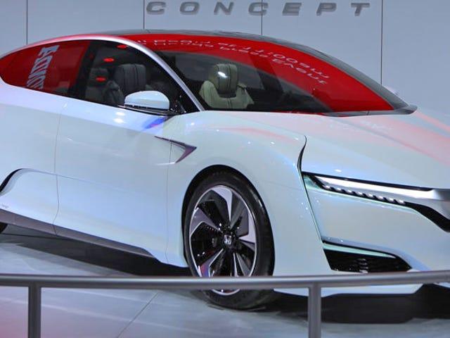 Honda tendrá un EV e híbrido completamente nuevo para 2018