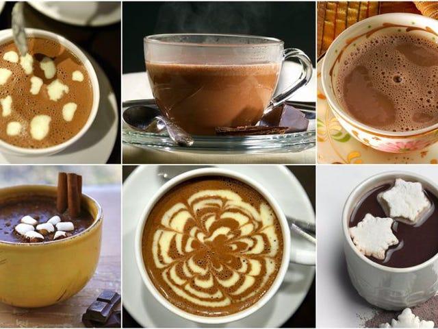 Hot-chocolate secrets, spilled