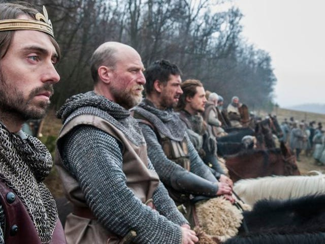 The Last Kingdom is the best historical drama you're probably not watching