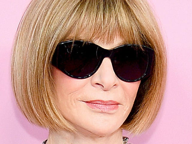 """È solo una questione di tempo prima che Condé Nast promuova Anna Wintour fino a """"Dio"""""""