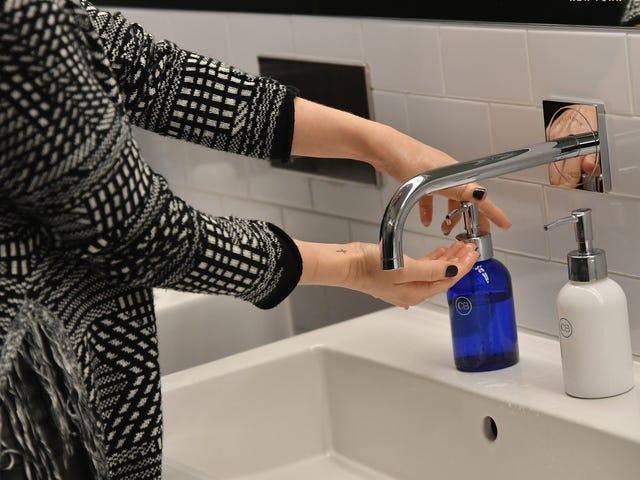 Estudo do governo diz que você está lavando as mãos de maneira errada, o que é alto e você deve consertá-lo