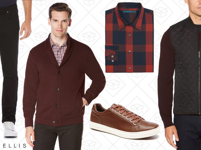 It's Discounts on Discounts At Perry Ellis