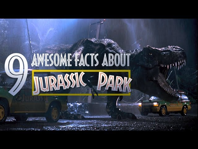 Spielberg finder en vej: 9 Uncanny Fakta om Making of <i>Jurassic Park</i>