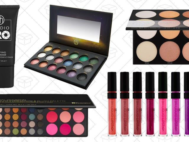Restock Your Makeup Bag With a Sitewide Buy One, Get One Sale at BH Cosmetics